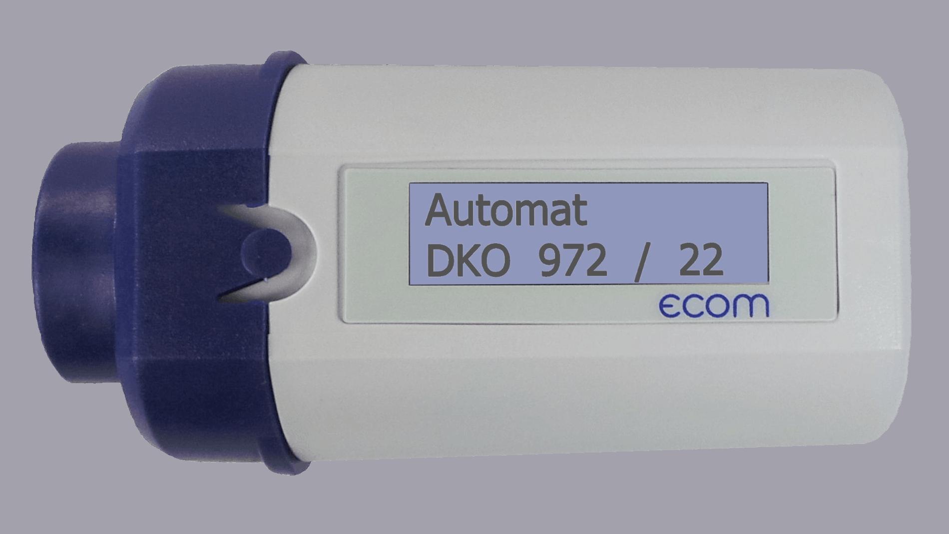 Auslesekopf: ecom-AK