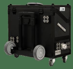 ecom-J2KNpro TECH - mobiles Emissionsmessgerät Koffer back