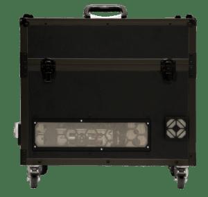 ecom-J2KNpro TECH - mobiles Emissionsmessgerät Koffer front