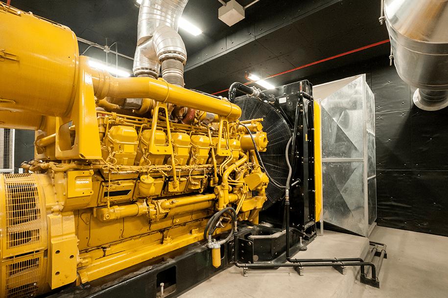 Messtechnik für Motoren, BHKWs, Turbinen