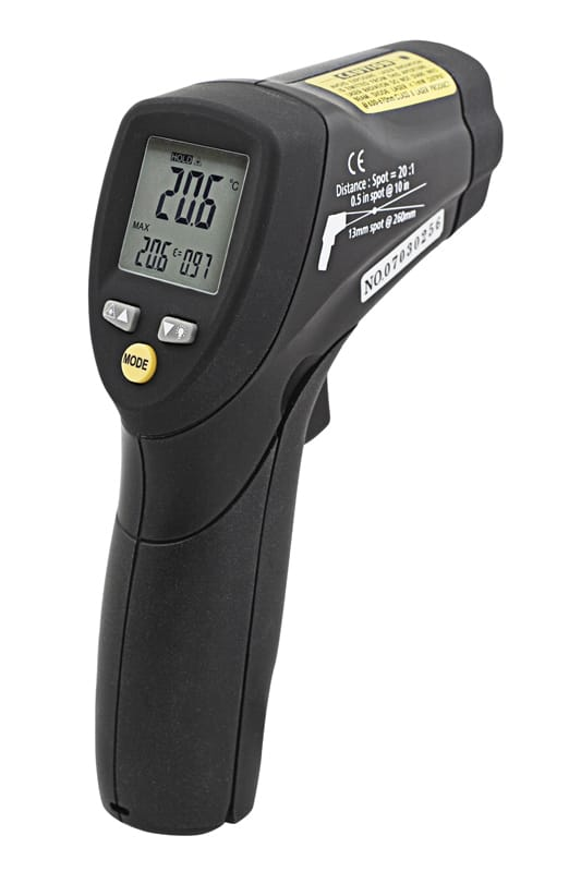 Infrarot Scan Thermometer