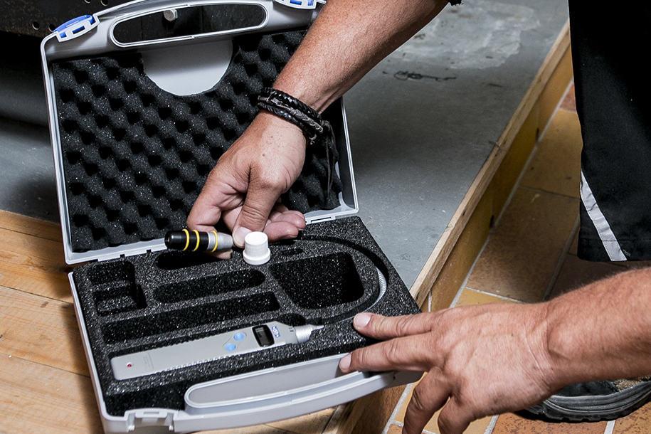 ecom-LSG im Koffer
