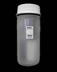 Gas-Waschflasche