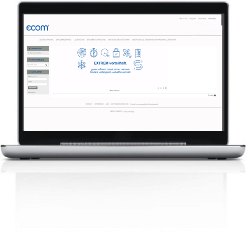 ecom Webshop