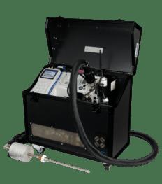 ecom-J2KNpro TECH - Mobile Emissionsmessung mit physikaliscjen Messverfahren