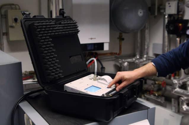 ecom-DP3 - Vollautomatisches Druckprüfgerät
